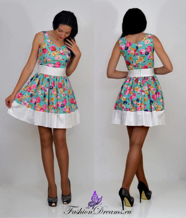 Lillemustriga kleit-5370