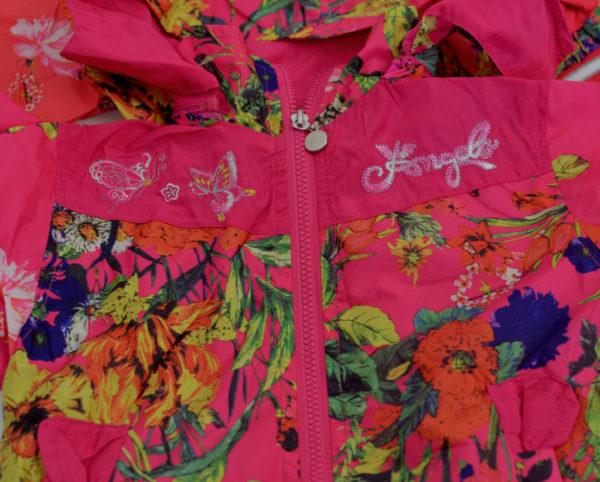 Lillelised kile-dressid lastele -5560