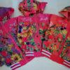Lillelised kile-dressid lastele -5563