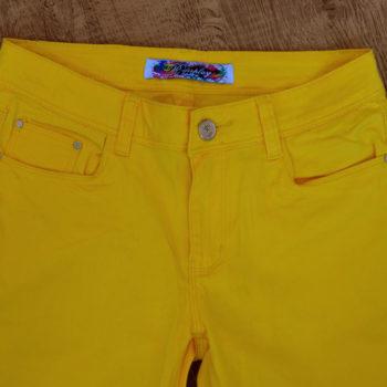 Kollased püksid-5627
