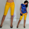 Kollased põlvpüksid-0