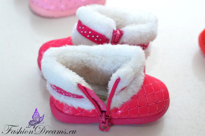 Imearmsad soojad saapad väikelastele-6309