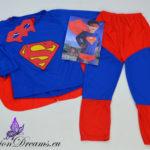 Supermehe kostüüm-0