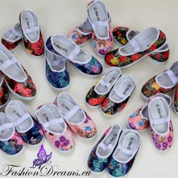 Lillelised jalatsid (suurused 25-36)-0