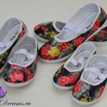 Lillelised jalatsid (suurused 25-36)-6815