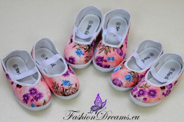 Lillelised jalatsid (suurused 25-36)-6816
