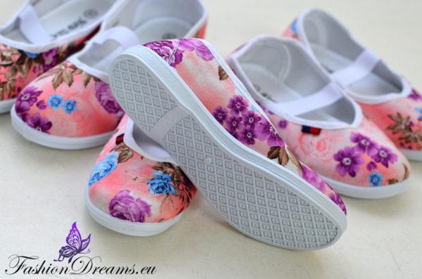 Lillelised jalatsid (suurused 25-36)-6814