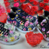 Ülikerged lillelised tossud (31-36)-0