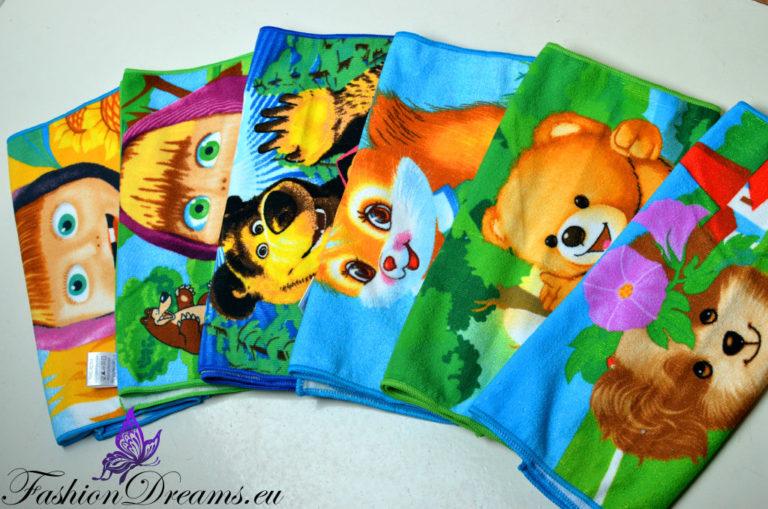 Maša või loomadega rätikud-0