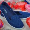 Jalatsid (mustad või sinised)-7223
