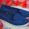 Jalatsid (mustad või sinised)-7224