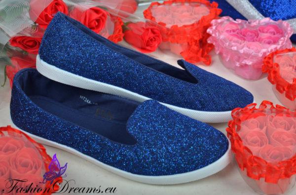 Jalatsid (mustad või sinised)-7220