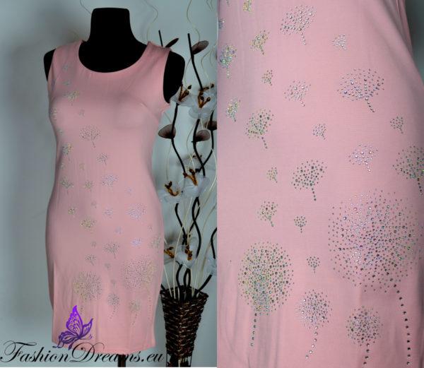 Kristallikestega kleit-7255