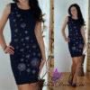 Kristallikestega kleit-0