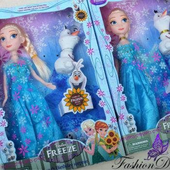 Frozen Elsa nukk-0