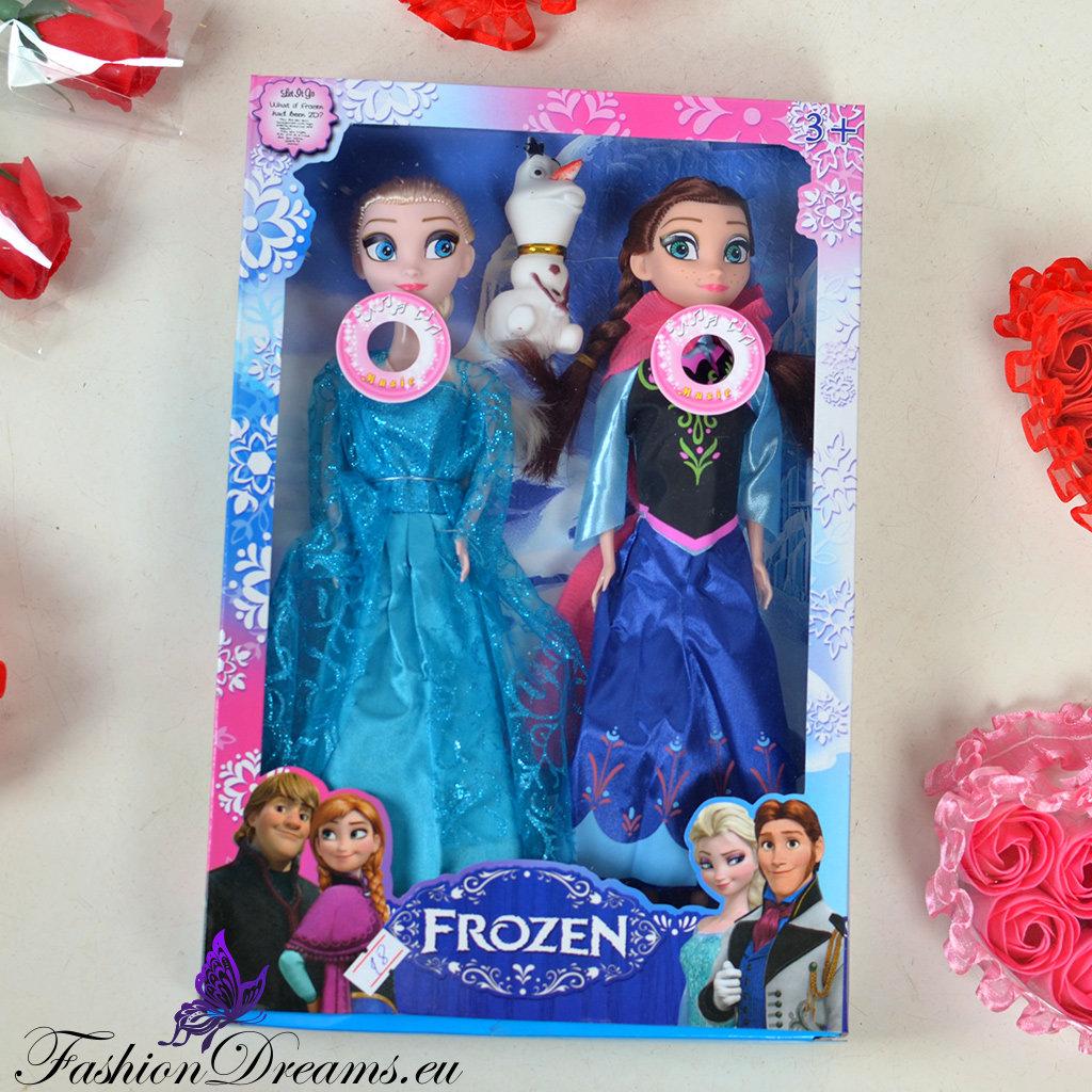c4d463e59ac Laulevad Elsa ja Anna nukud | Fashiondreams
