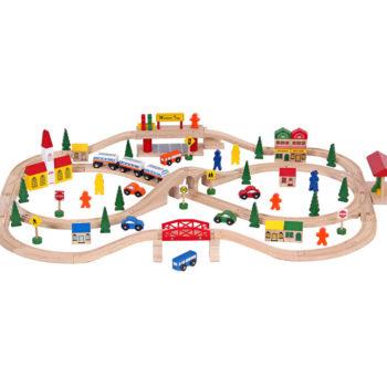 puidust rongi komplekt