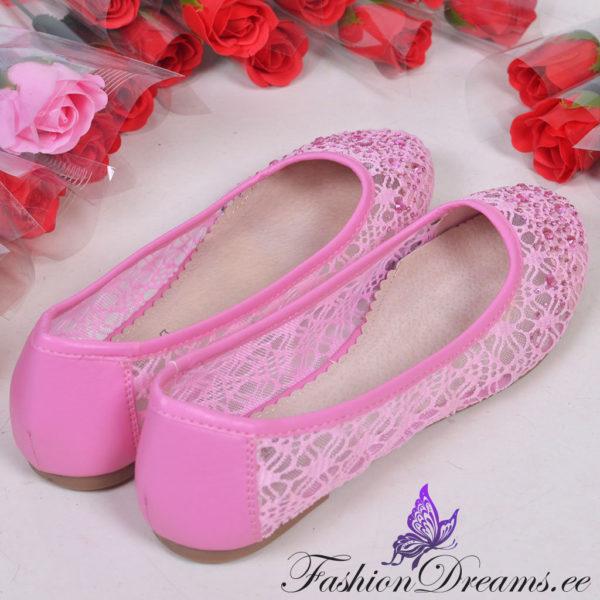 roosad baleriinad