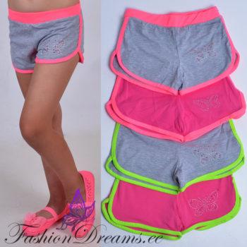 Lühikesed püksid tüdrukutele