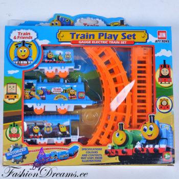 thomase raudtee