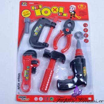 Tööriistade komplekt lastele
