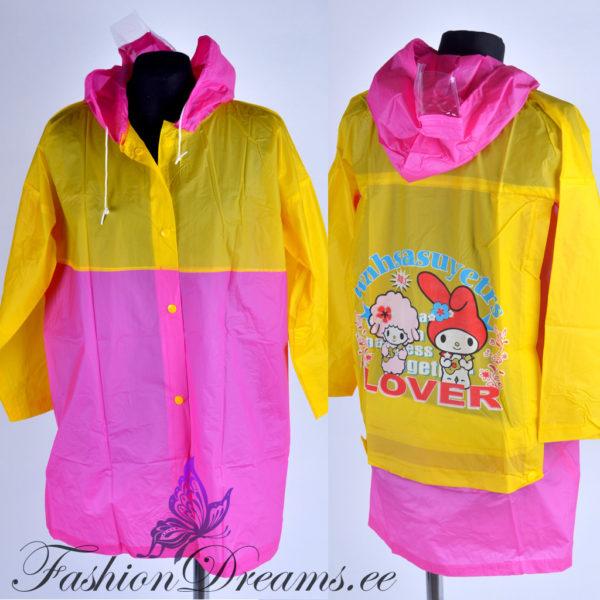 Vihmakeep /vihmamantel lastele