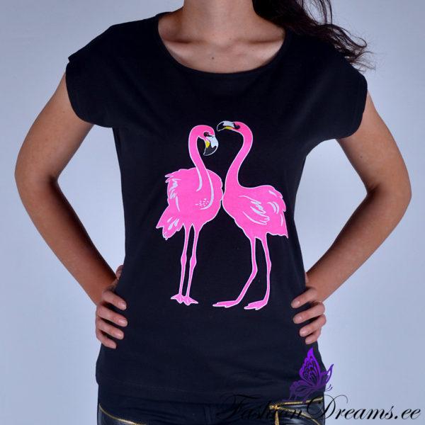 t-särk flamingodega