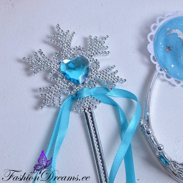 Elsa kostüüm
