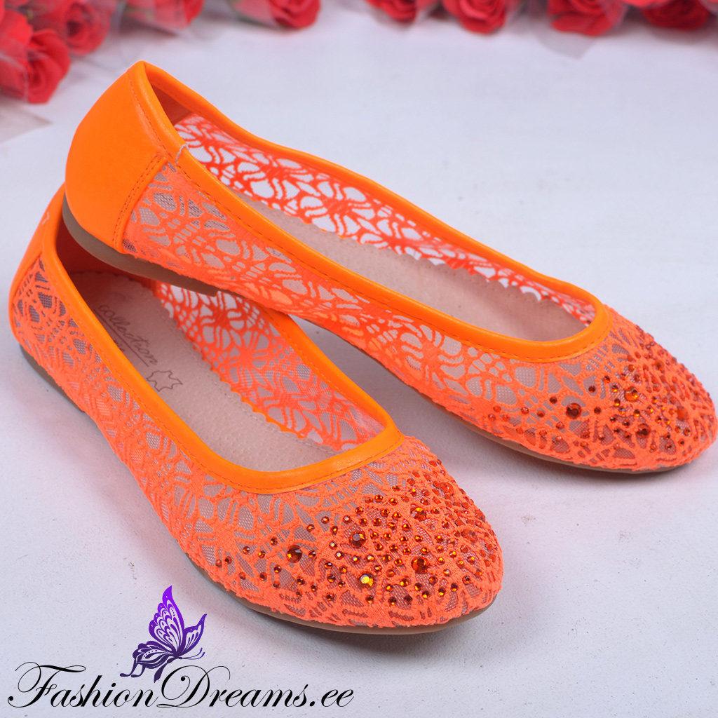 3e5efccf2e5 Oranžid pitsilised baleriinad | Fashiondreams